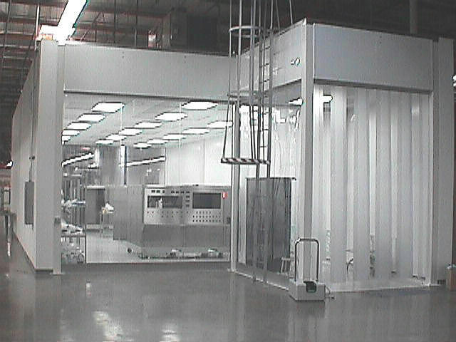 Softwall Cleanroom